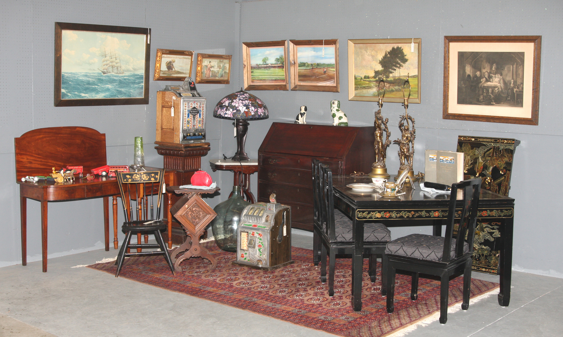 Antique Estate Consignment Absolute Auctions Realty